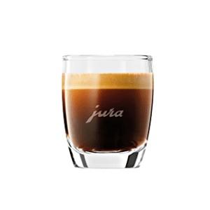 Jura espressoglaasje
