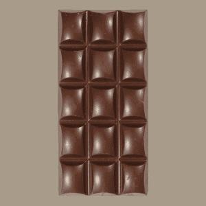 Visser Chocolade reep brazil